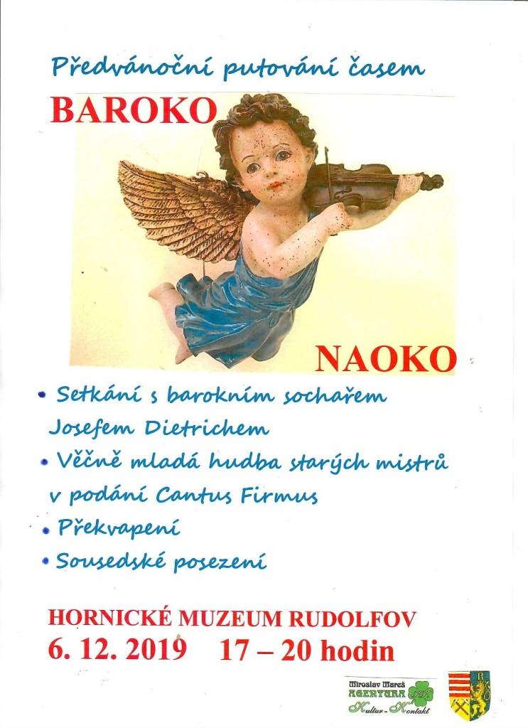 plakát Baroko naoko