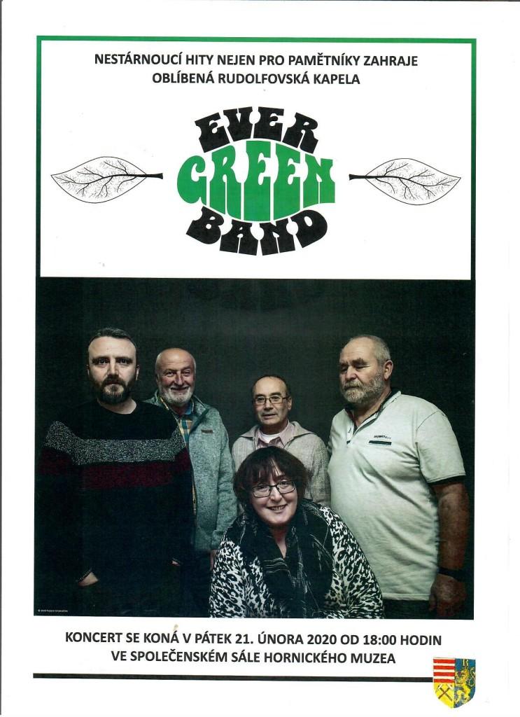 Evergreenband
