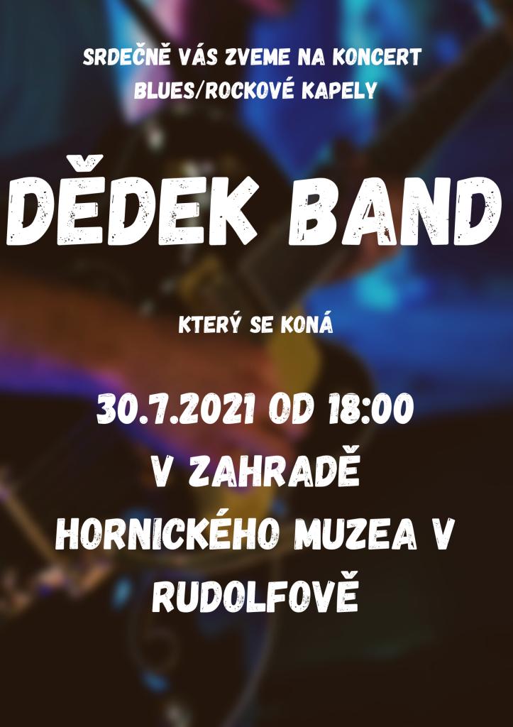 Dědek Band 30.7.