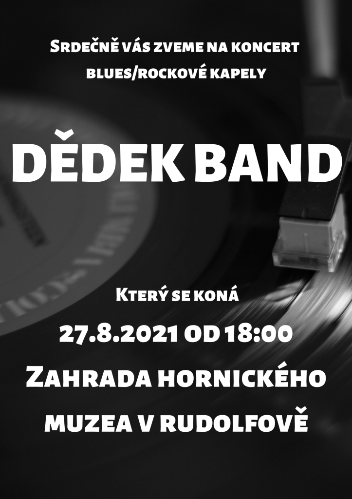 Dědek Band 27.8.-1